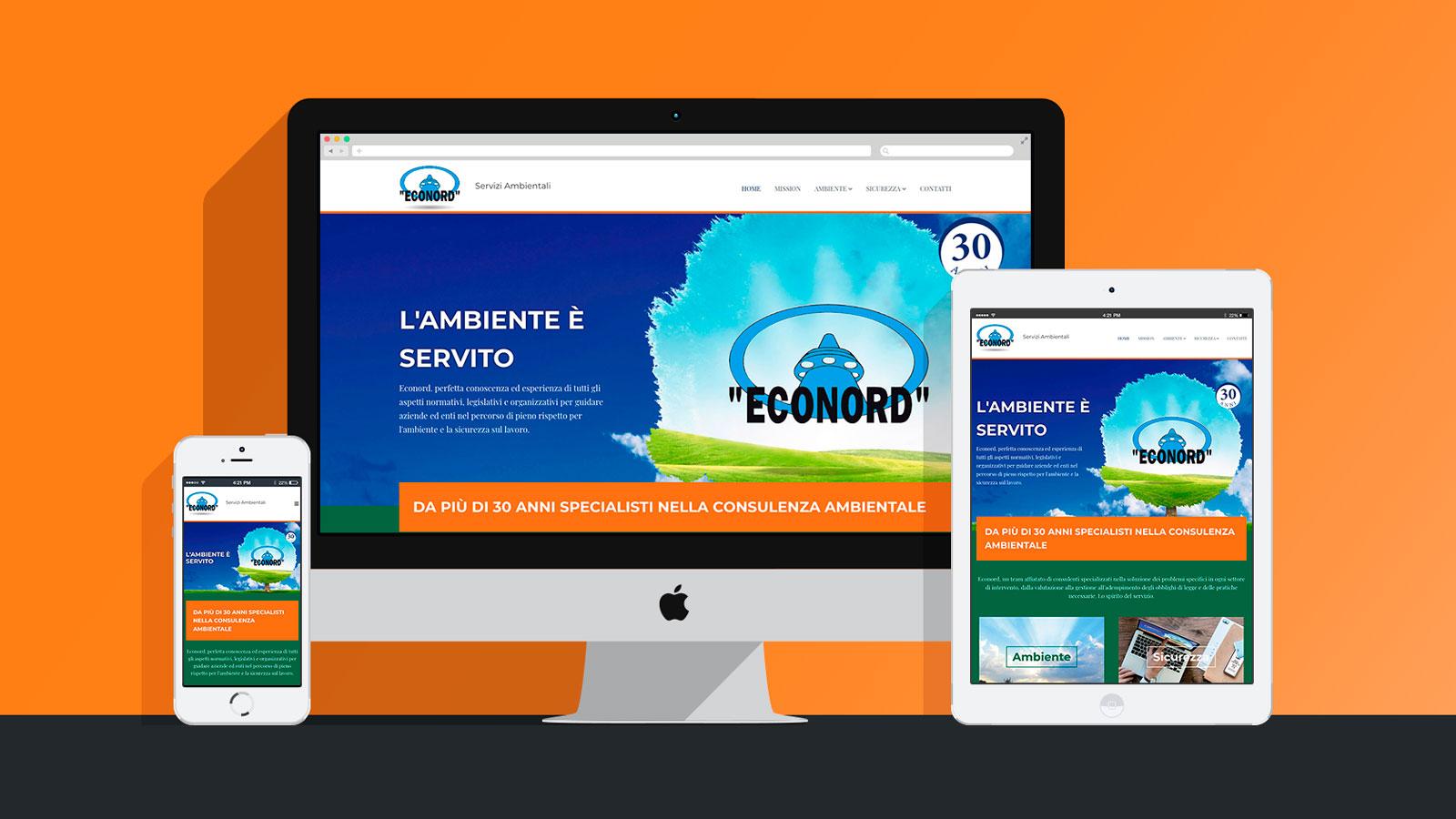 Sito - web - Econord