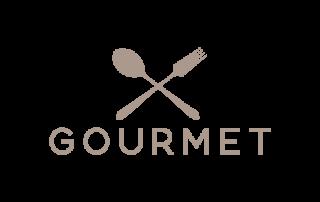 Badini Creative Studio - marchio brand logo - Gourmet