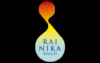Badini Creative Studio - marchio brand logo - Rai Nika Beach