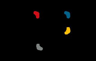 Badini Creative Studio - marchio brand logo - sjc school joke chair