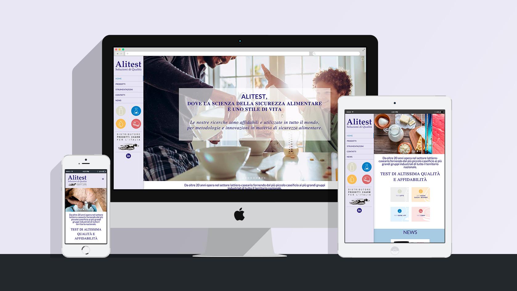 Sito - web - Alitest