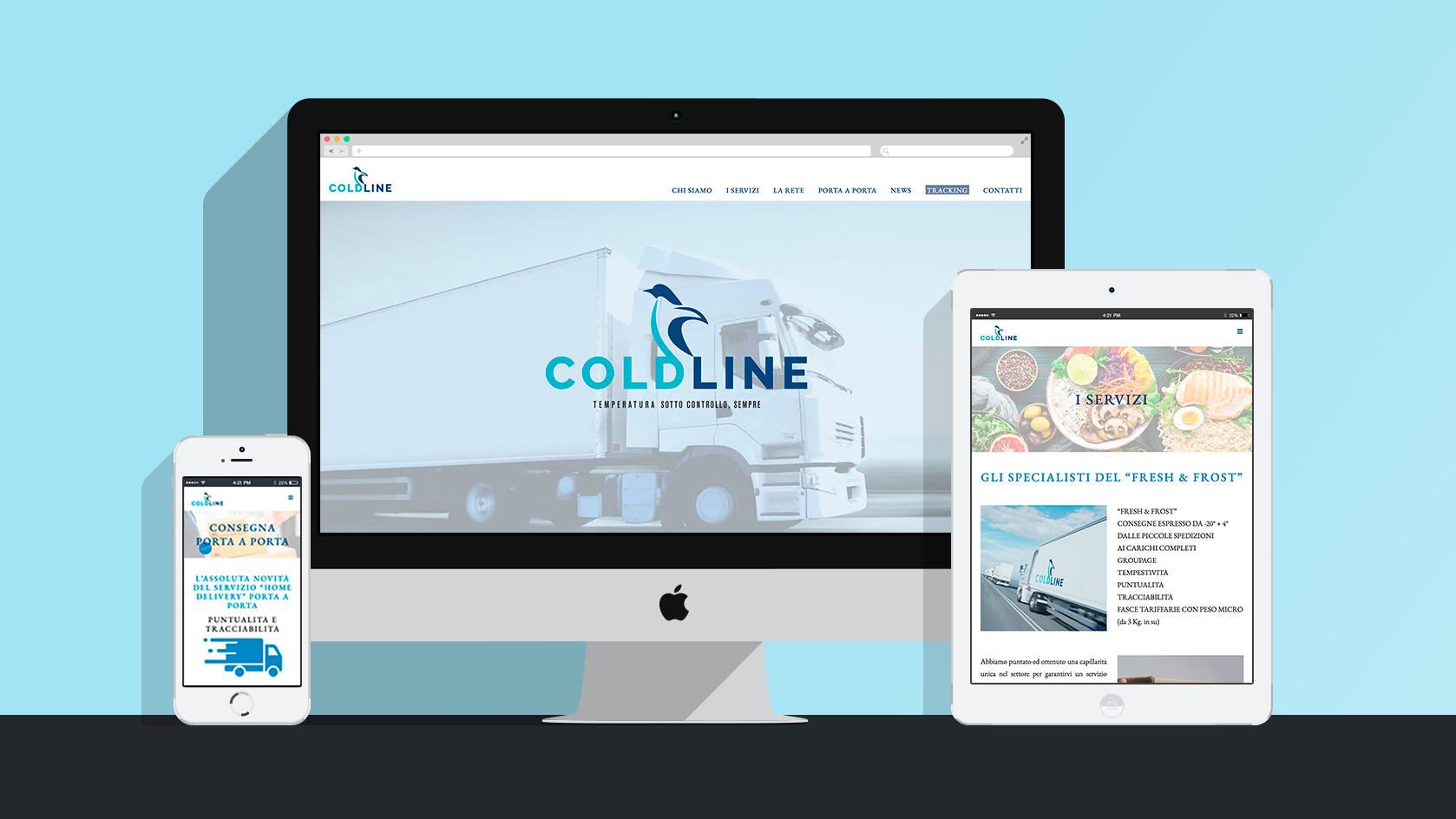 Sito - web - Coldline