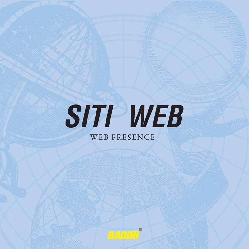 Studio Badini - Servizi - Siti web