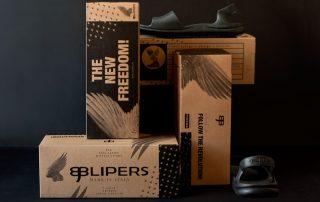 Badini Creative Studio - packaging - Blipers