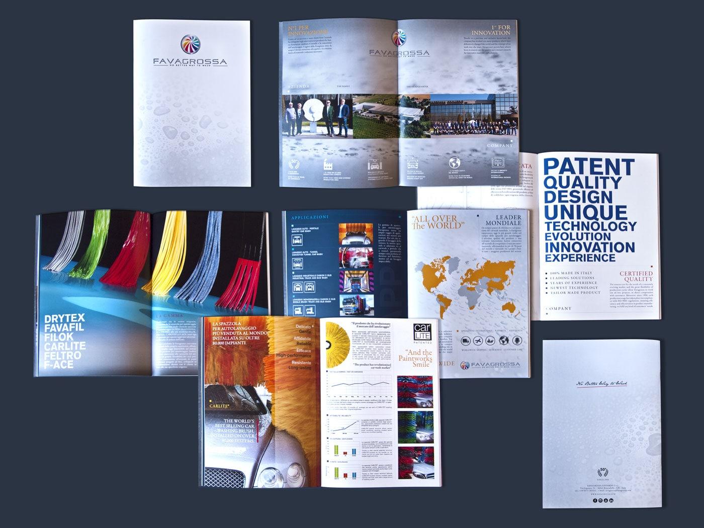 Badini Creative Studio - Brochure - Favagrossa