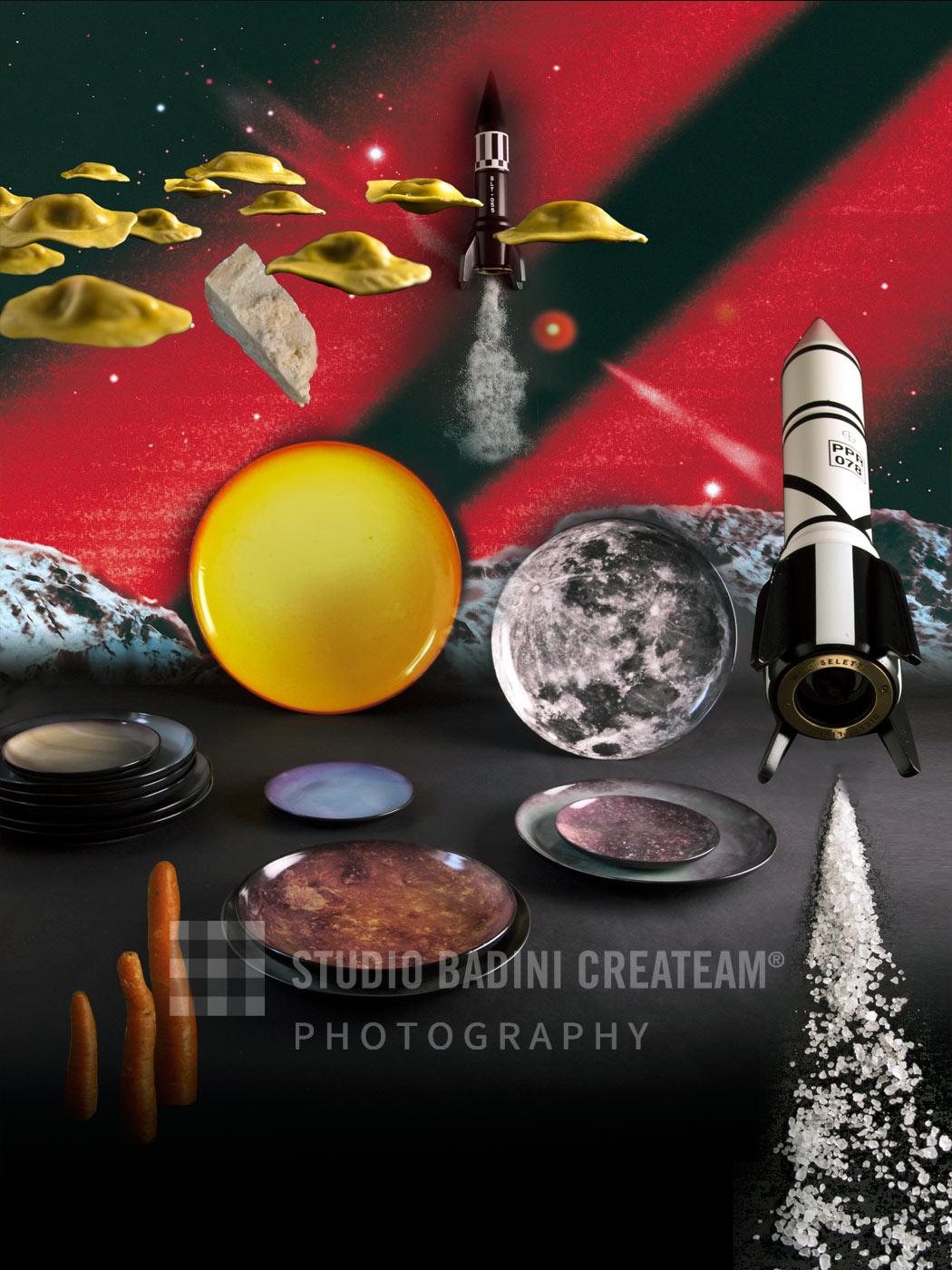 Badini Creative Studio - fotografia - diesel - cosmic
