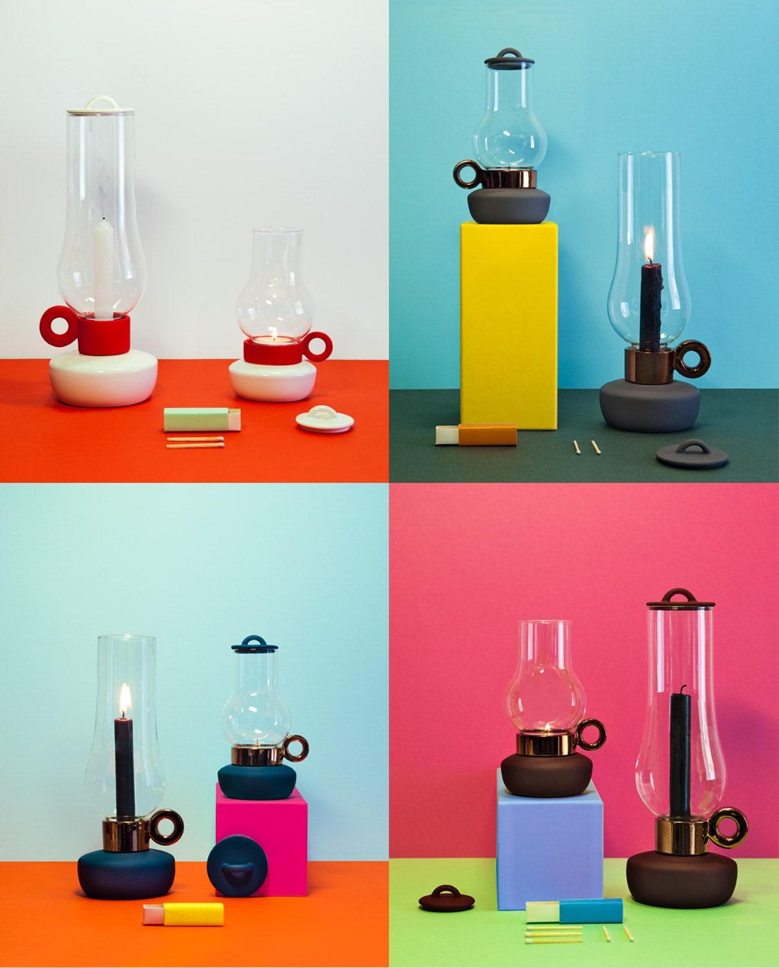 Badini Creative Studio - fotografia - seletti - bugia-lanterna