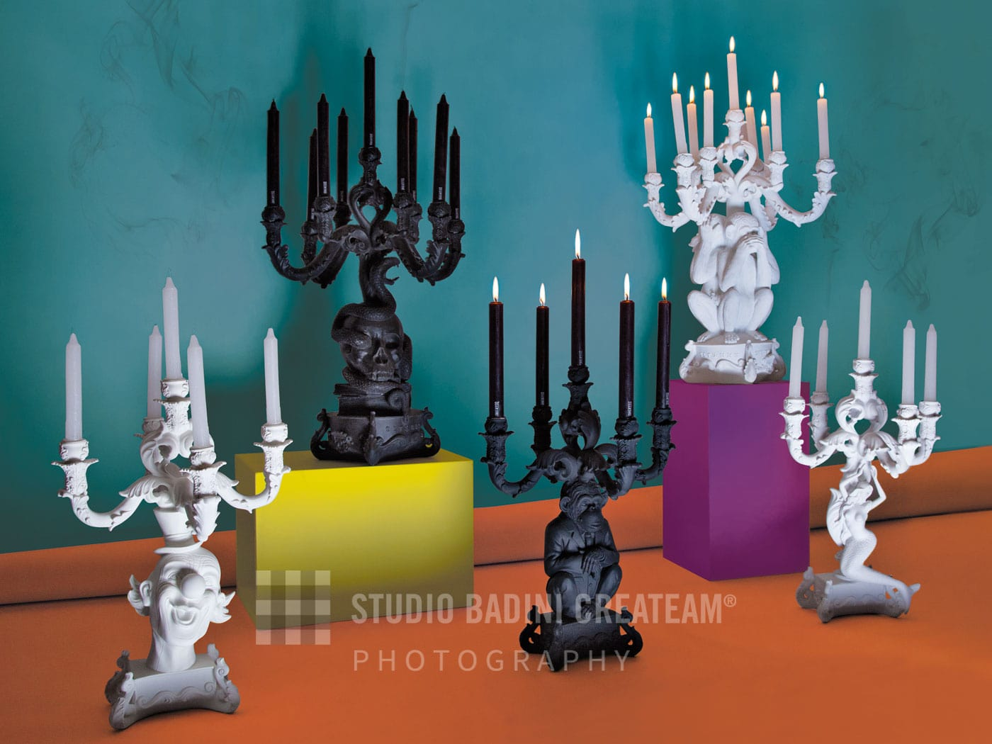 Badini Creative Studio - fotografia - seletti - burlesque