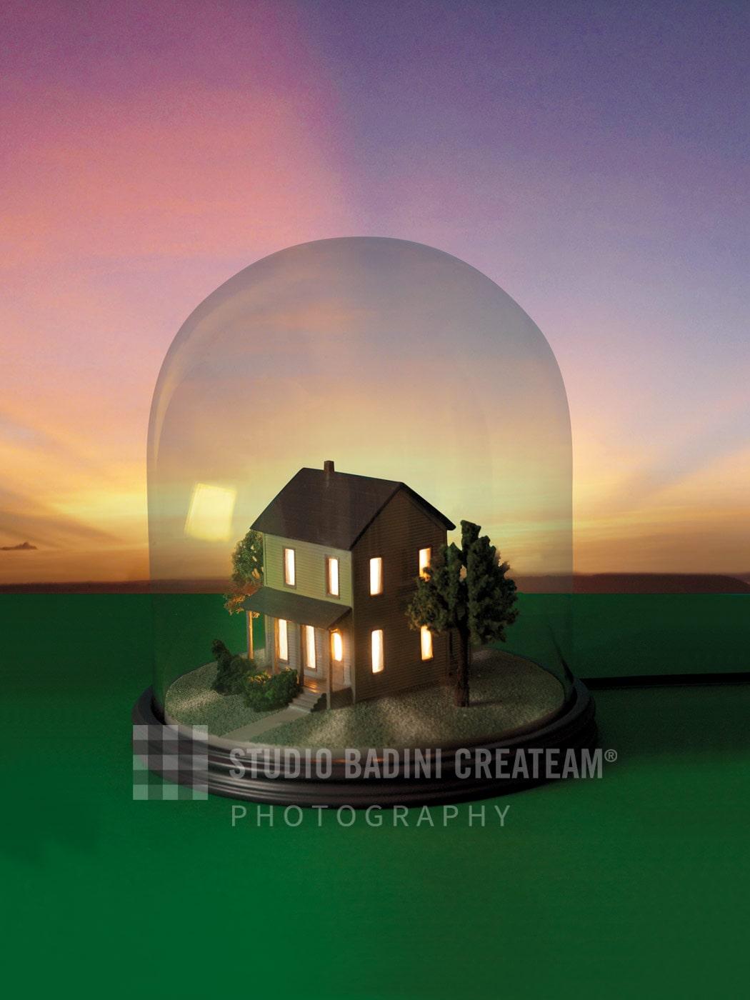 Badini Creative Studio - fotografia - seletti - casetta