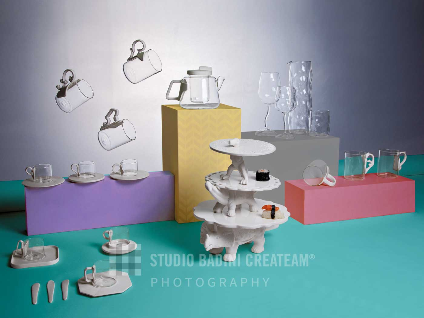 Badini Creative Studio - fotografia - seletti - glass from sonny