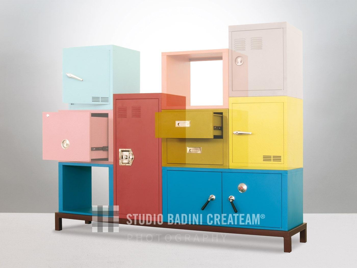 Badini Creative Studio - fotografia - seletti - stack