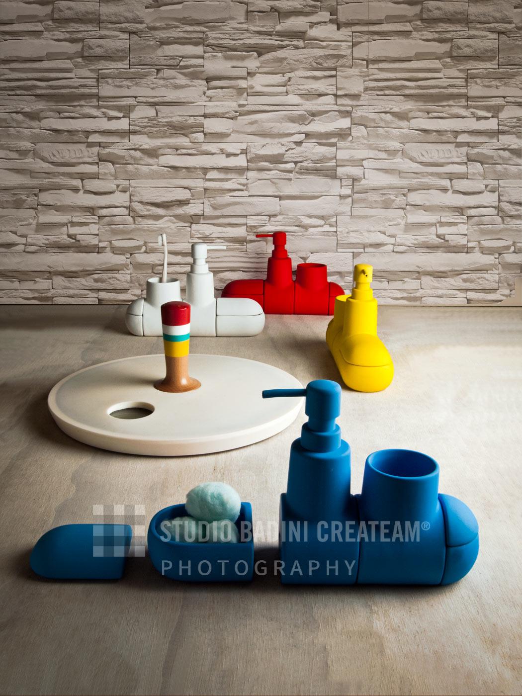 Badini Creative Studio - fotografia - seletti - submarino