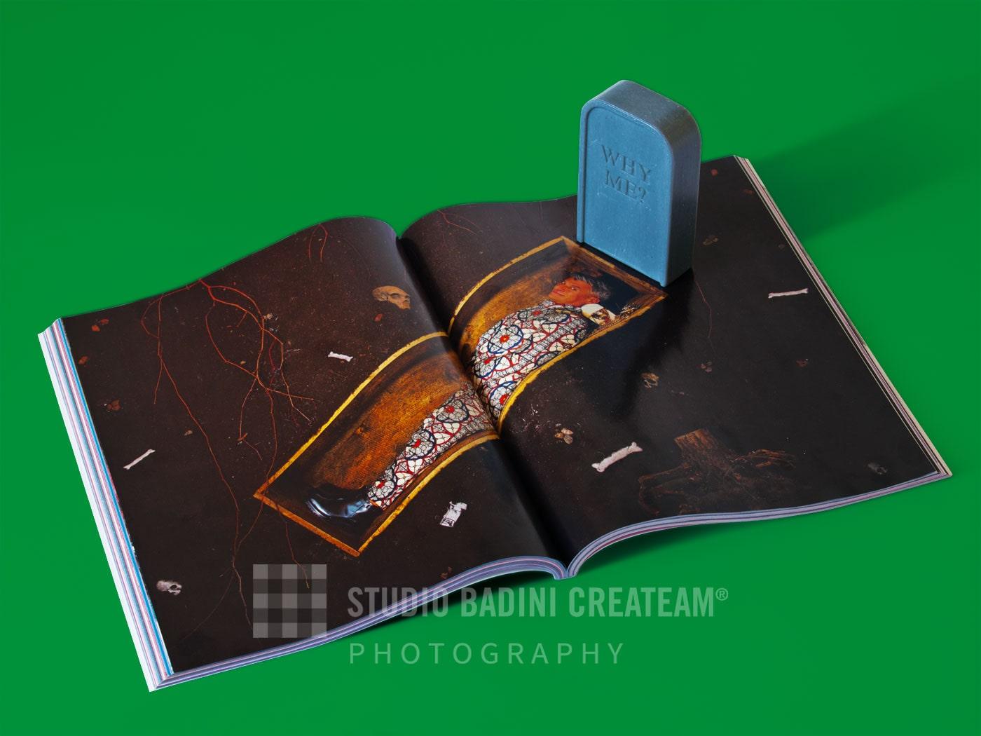 Badini Creative Studio - fotografia - toiletpaper why Me?