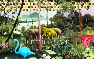 Badini Creative Studio - grafiche - paradis retrouvé