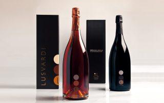 Badini Creative Studio - Etichetta - Packaging - Lusvardi