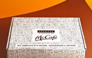 Badini Creative Studio - packaging - Seletti - Mcdonald McCafé