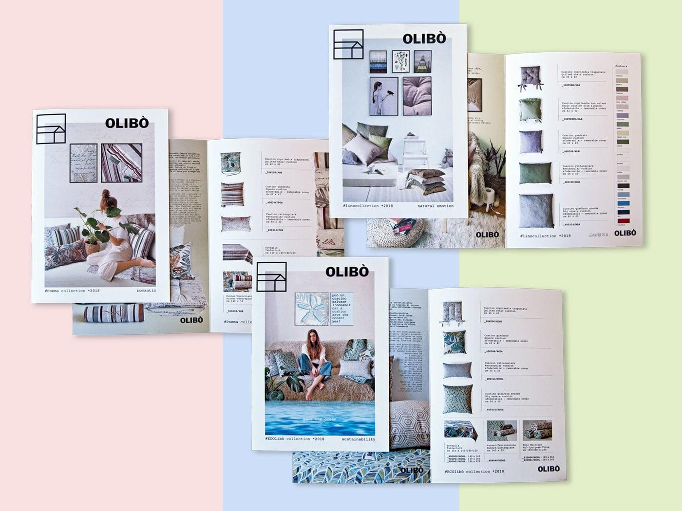 Badini Creative Studio - cataloghi - Olibò