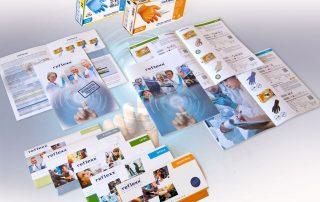 Badini Creative Studio - packaging - cataloghi - espositori - Reflexx