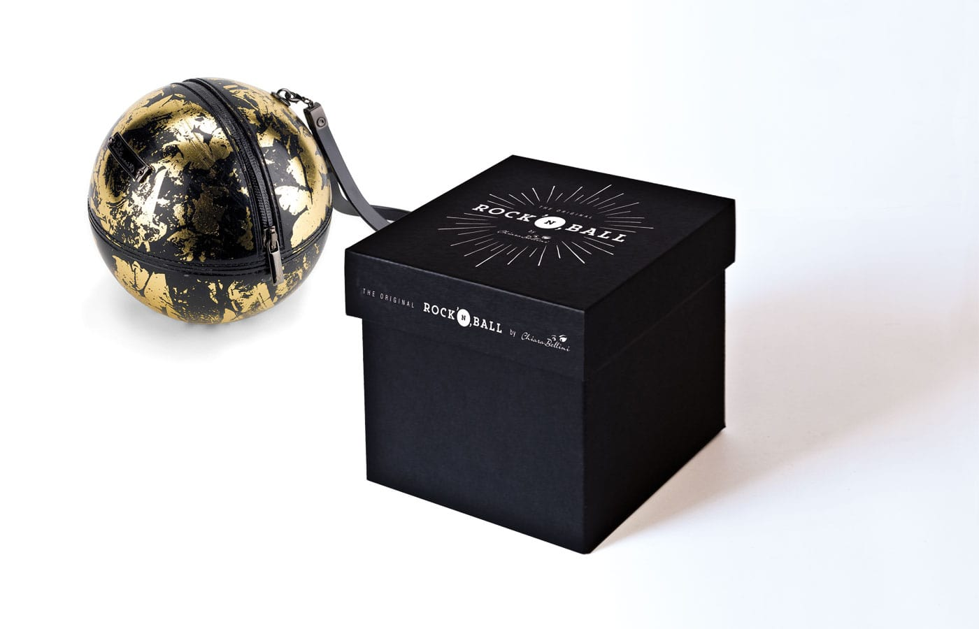 Badini Creative Studio - packaging - Chiara Bellini - rock'n'ball