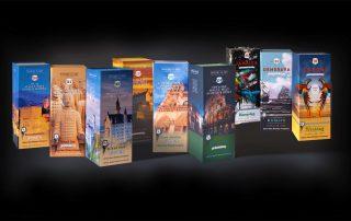 Badini Creative Studio - packaging - whisky is art
