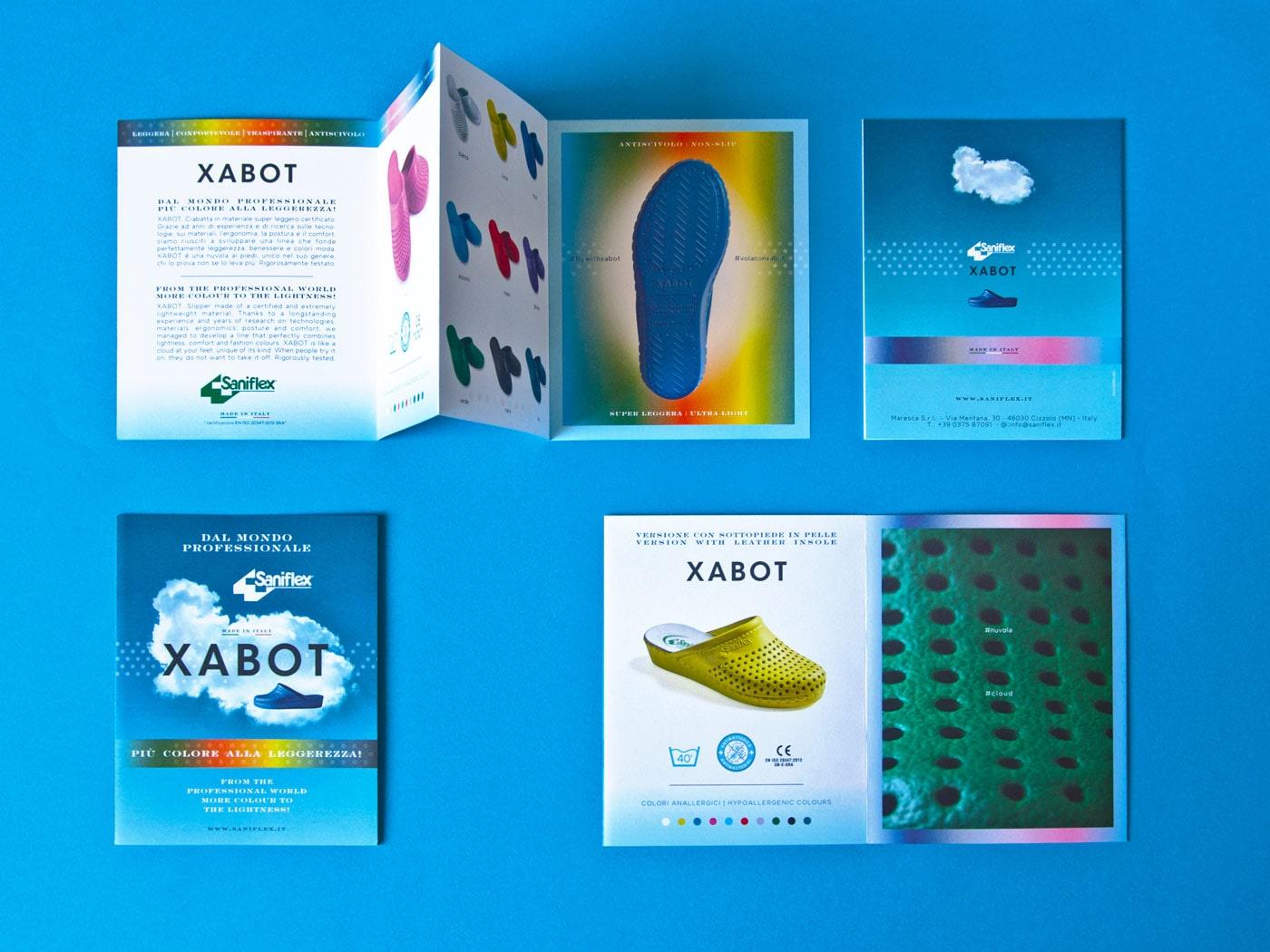 Badini Creative Studio - brochures - xabot