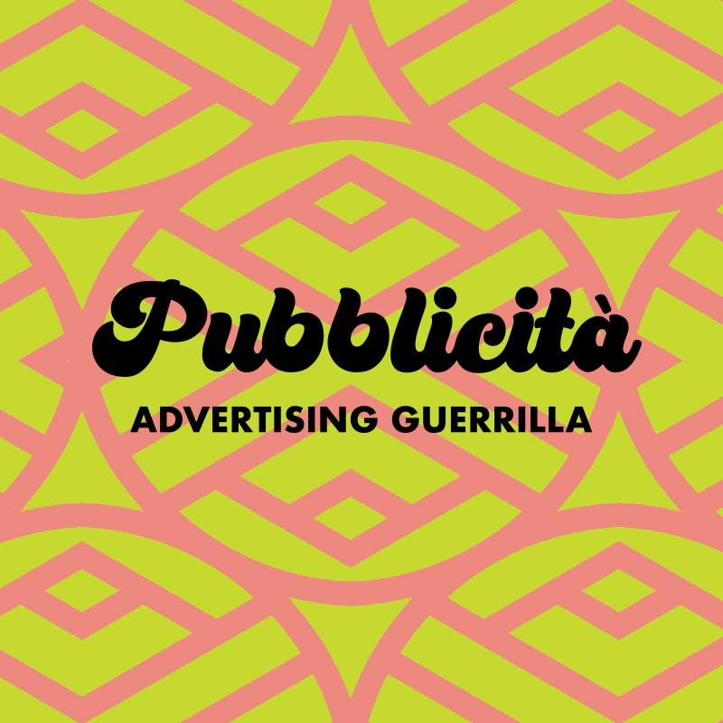 Studio Badini Createam - Pubblicità - Advertising guerrilla